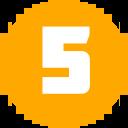Преимущество пять.  Произвольный текст